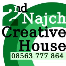Logo Najch Creative House