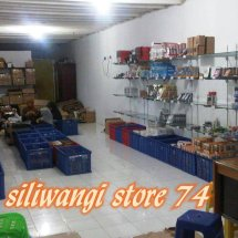 Logo siliwangi store 74