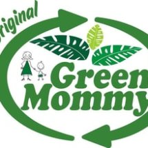 Logo Green Mommy Shop