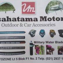 Logo Usahatama Motor