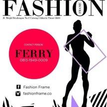 Logo Ferrys Bingkai