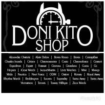 Logo Doni Kito Shop