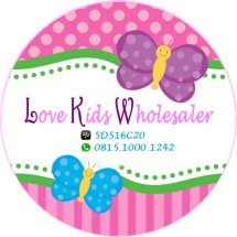 Logo Love Kids Wholesaler