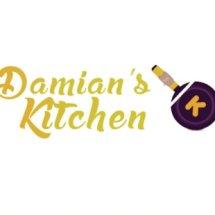 Logo Damian's Kitchen