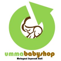 Logo umma baby's shop