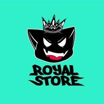Logo ROYAL STORE '