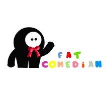 Logo Fat Comedian Shop