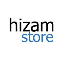 Logo Hizam Store