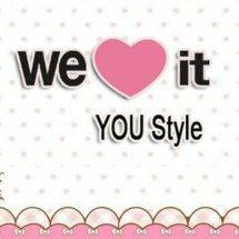 Logo weloveit youstyle