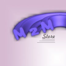 Logo M2M-Store