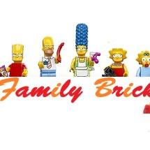 Logo Family Brick And Toys