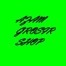 Logo Azam Grosir shop