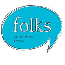 Logo Folks Co-Gaming Space