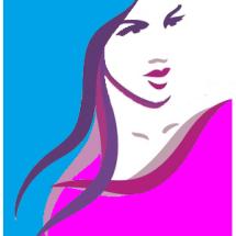 Logo Galleri Cantik