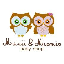 Logo Macii and Miomio