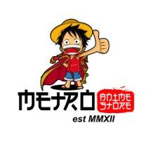 Logo METRO ANIME STORE