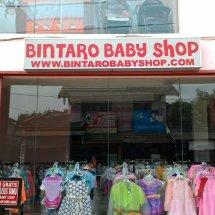 Logo Bintaro Baby Shop