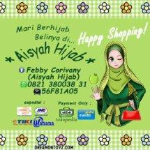 Logo aisyah house of hijab