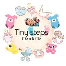 Logo Tiny Steps Baby