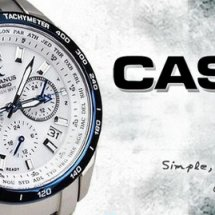 Logo Casio Original Watch