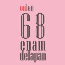 Logo Enam Delapan Onlenshop