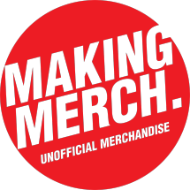 Logo MAKING MERCH