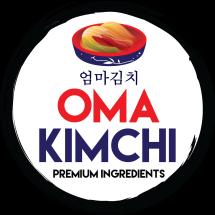 Logo Oma Kimchi