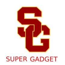 Logo SUPER GADGETS