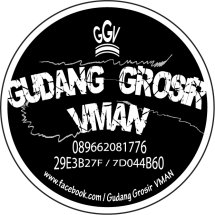Logo Gudang Grosir Vman