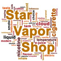 Logo STAR VAPOR SHOP