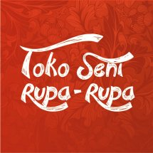 Logo Toko Seni Rupa - Rupa