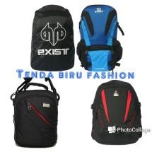 Logo Tenda Biru Fashion