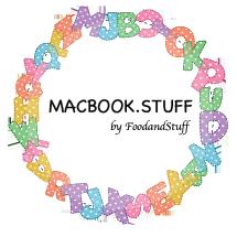 Logo Macbook.Stuff