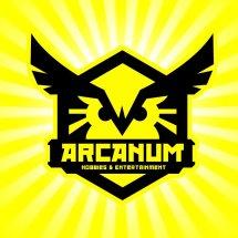 Logo ARCANUM HOBBIES