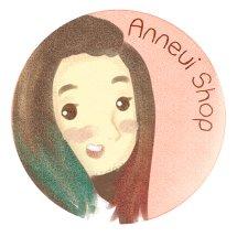 Logo Anneui Shop