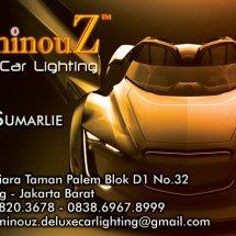 Logo LuminouZ Car Lighting