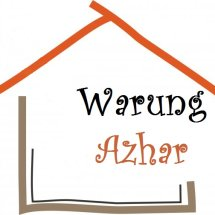 Logo warung azhar