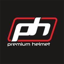 Logo premium helmet