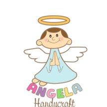 Logo angela handycraft