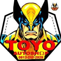 Logo TOYO AUTO SHOP