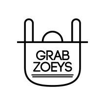 Logo Grab Zoeys Bag