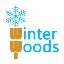 Logo winter woods