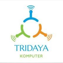 Logo Tridaya Komputer