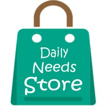 Logo Daily Needs Store