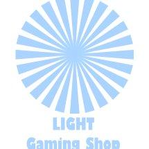 Logo Light Gaming Shop
