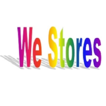 Logo We Stores