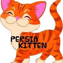 Logo persia kitten