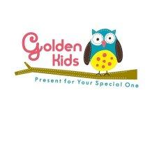Logo Goldenkid Shop
