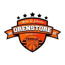 Logo Persija Oren Store
