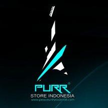 Logo PURR STORE INDONESIA